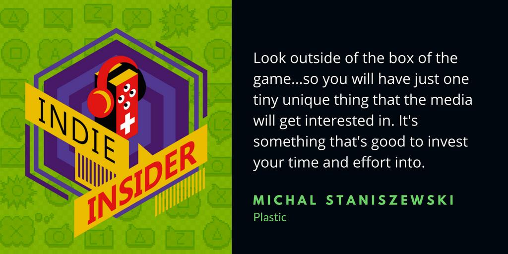 Indie Insider Podcast #3 – Plastic