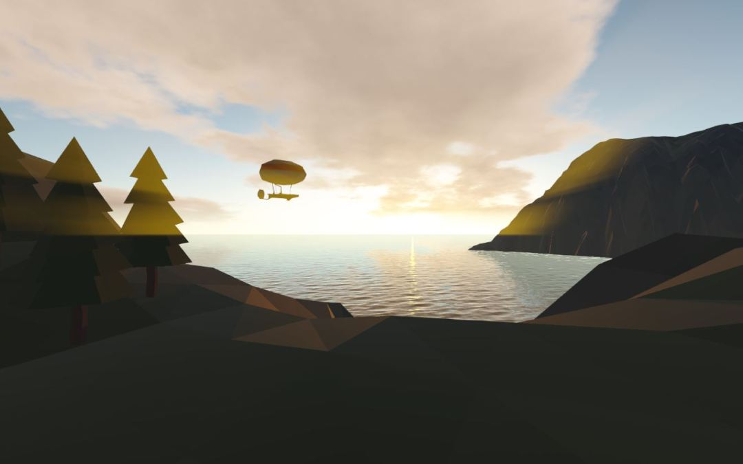 Low-Poly Graphics and Open Worlds – Interview with Feudant Interactive (Sky Trader)