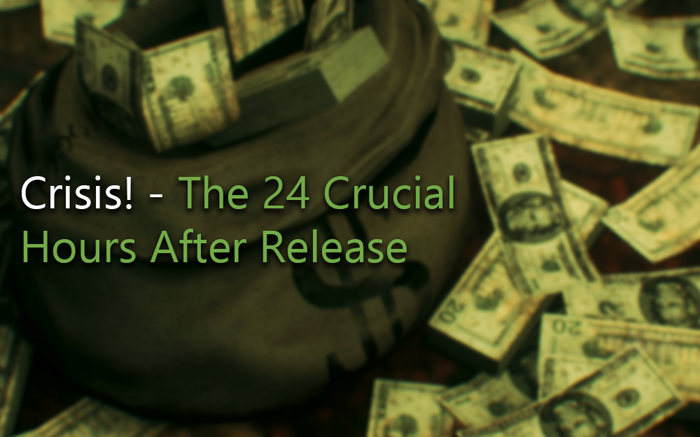 Crisis! – The 24 Crucial Hours After Release