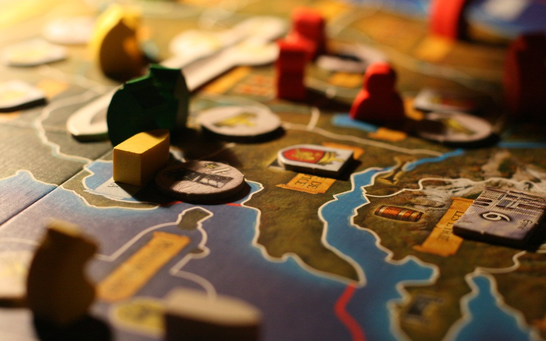 A Crash Course in Board Game Marketing & Promotion