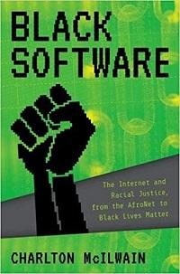 The book cover for Black Software: