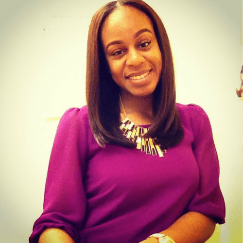Supporting our BSBs: Kemi Huntley 2