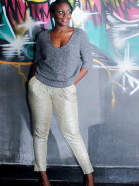 Karen Pryor  Couture Carolina Belle 2