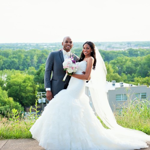 Talia and Brian, Norfolk State Nuptials 6