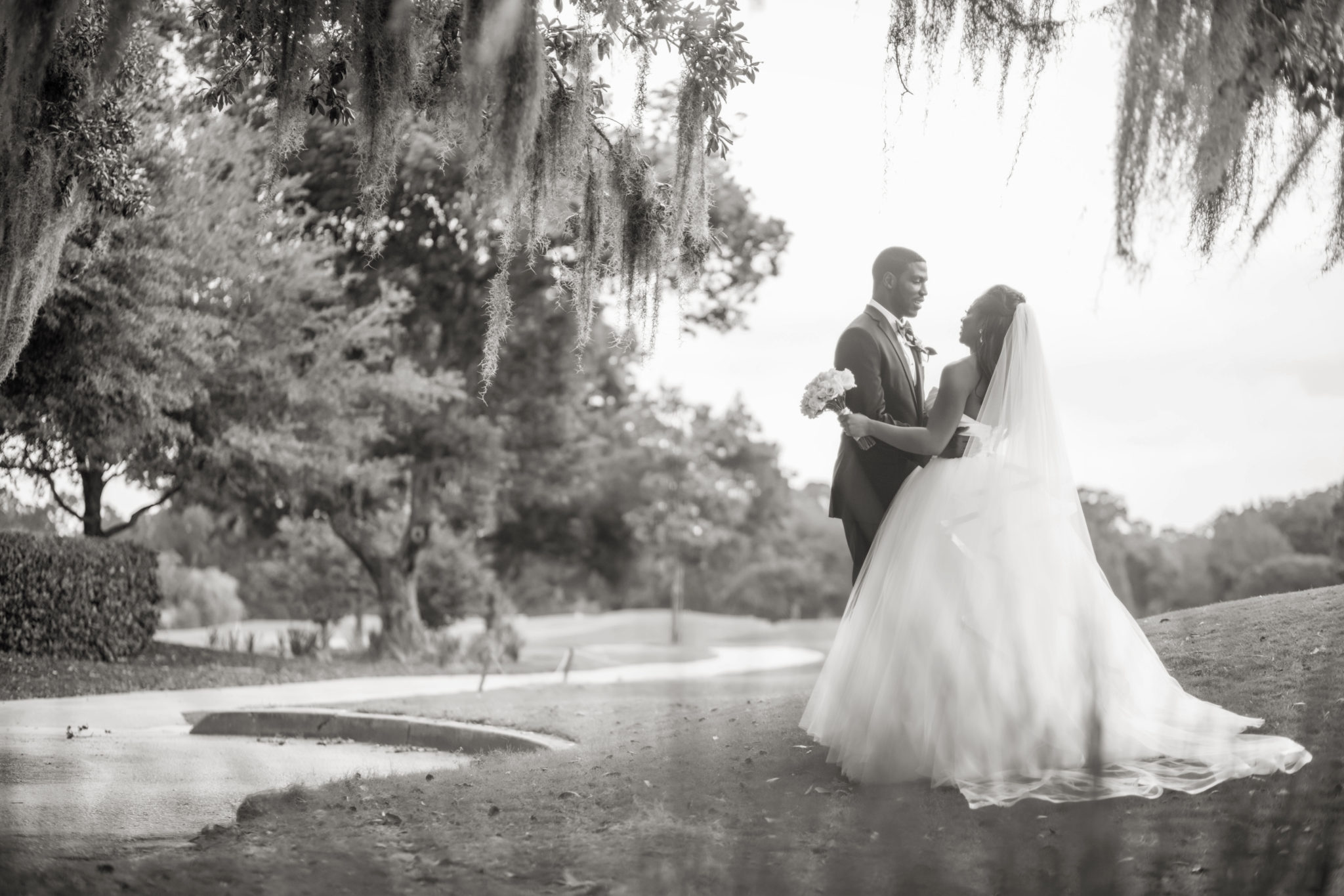 Traditional Florida Wedding with a Virginia Twist - Black Southern Belle