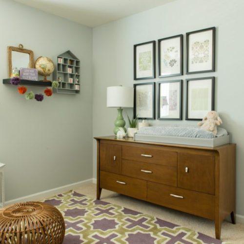 Southern Nursery with a Modern Twist 30