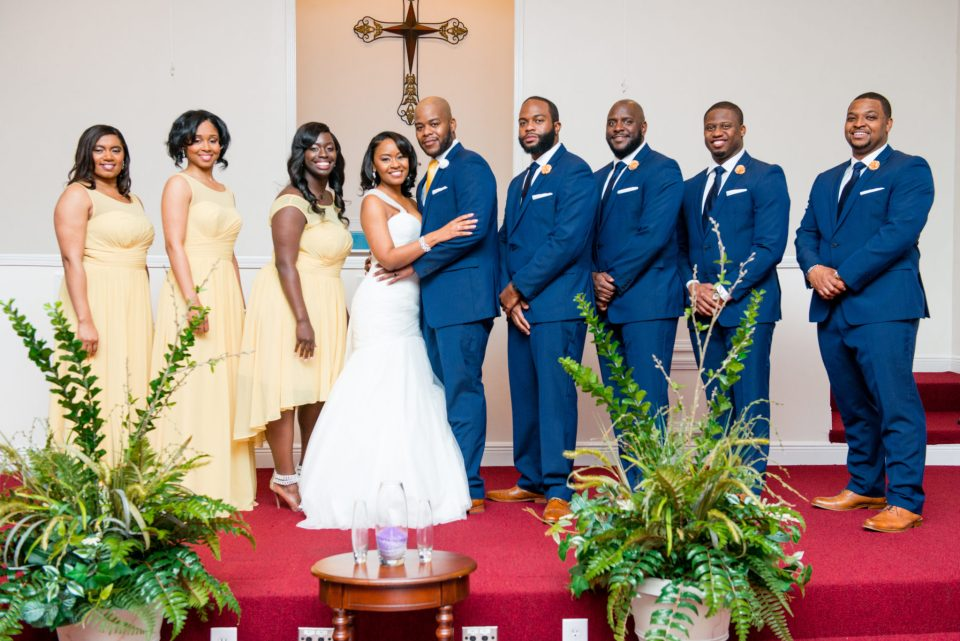 Traditional Alabama Wedding 17