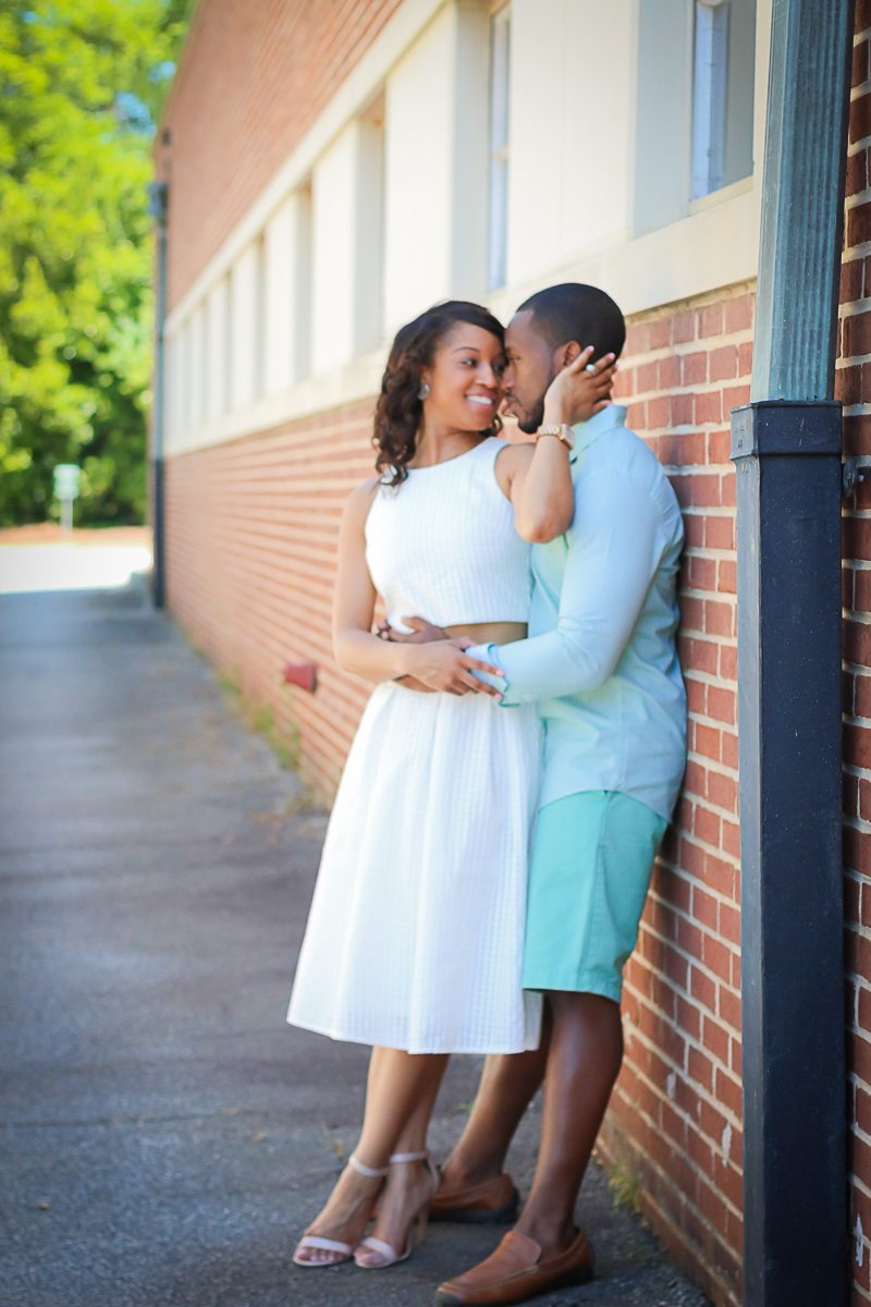 Engagement-68 South Carolina Bred Romance