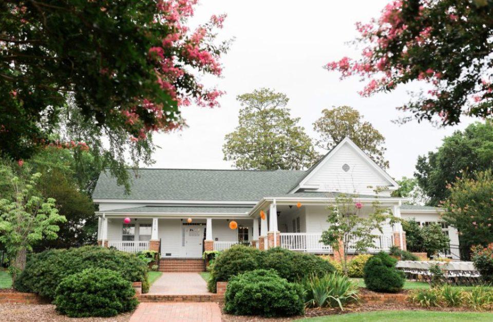 Lyly-and-Devone-Wed_0100-960x628 North Carolina Wedding at the Garner House
