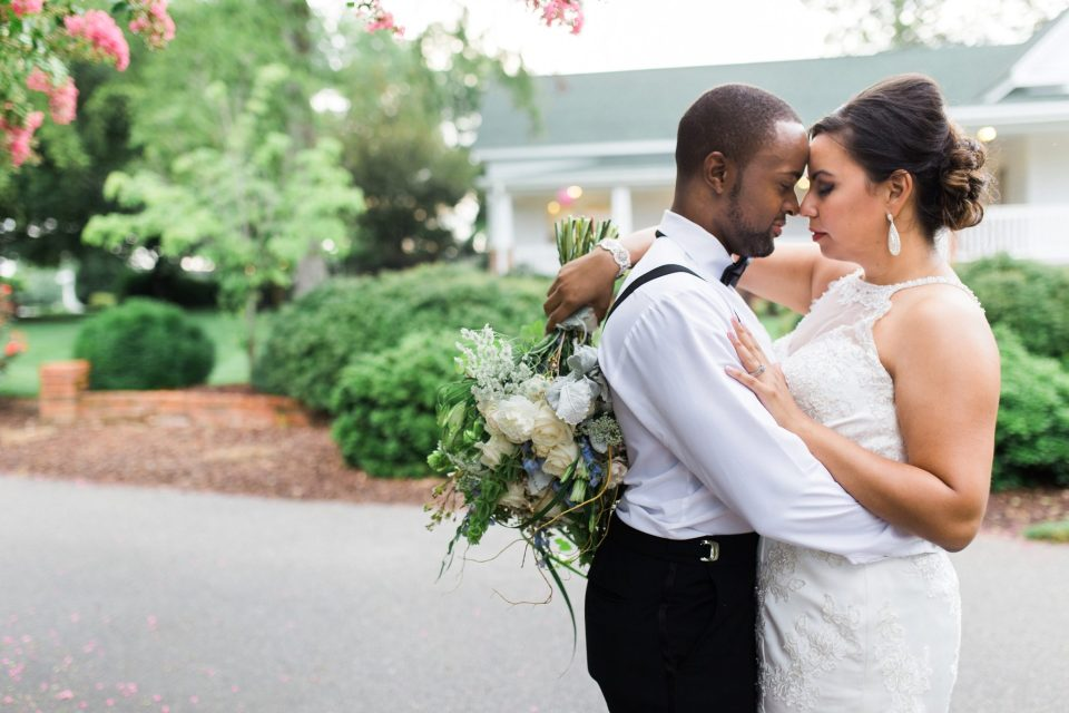 Lyly-and-Devone-Wed_0120-960x640 North Carolina Wedding at the Garner House