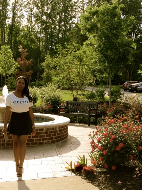 Katrice Taylor Virginia Raised  Stylishly Blogging 1