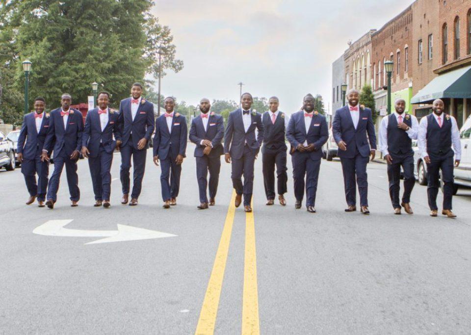13b.-Guys-in-Street-960x683 Southern Love with North Carolina Flair