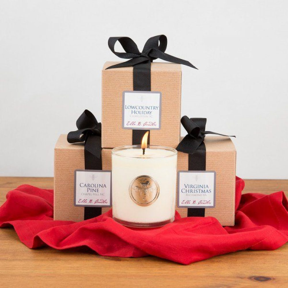 255-0001_ella_b_candle Southern Inspired Gifts for the Holiday Season