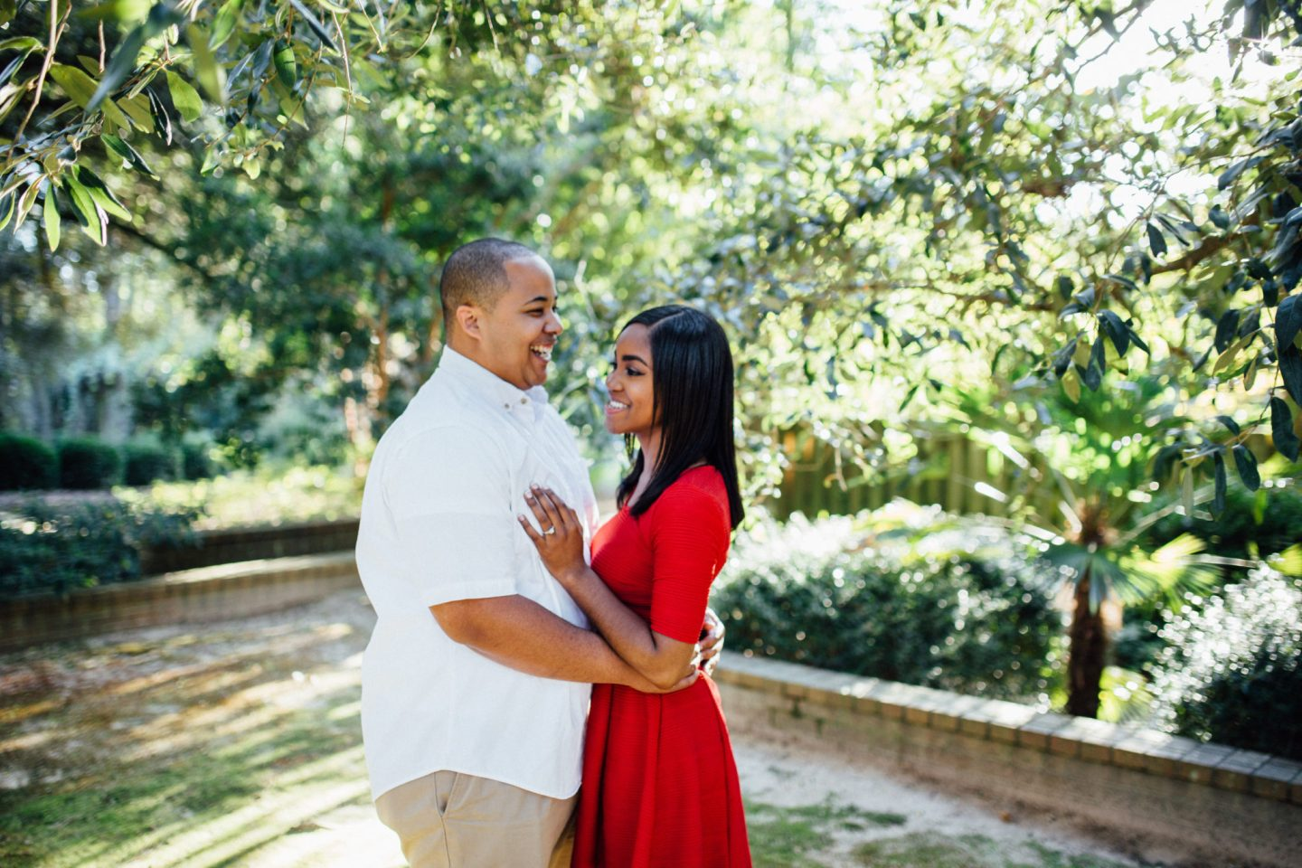 Classic Augusta, GA Engagement Shoot 20