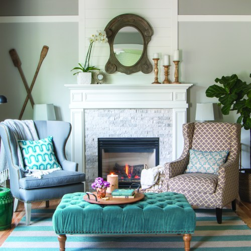 Savoring the Season: The Inspired Room 4