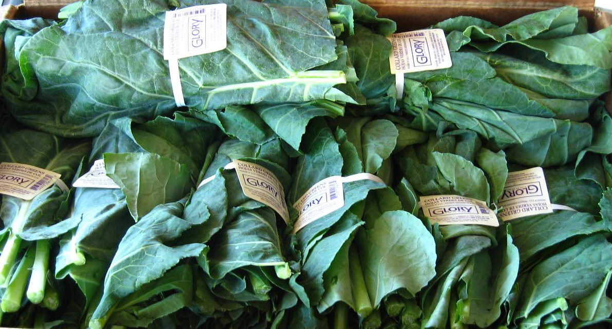 Collards New Year's Eve Southern Food Traditions