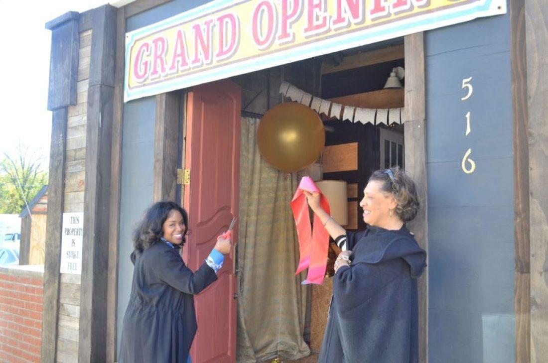 Studio Grand Opening