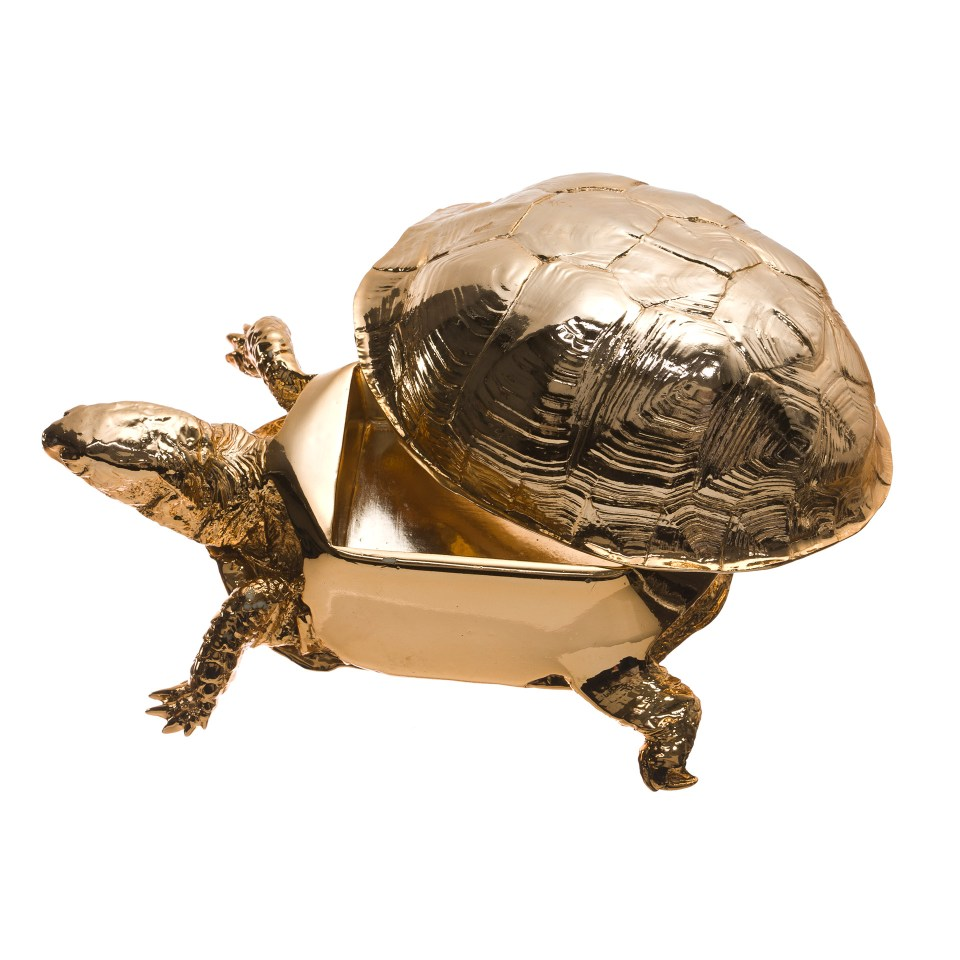 Turtle-Box-gold-open-960x960 Holiday Gifts with Southern Tradition and Modern Sensibility