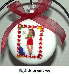 oes Our Favorite HBCU, Divine Nine and African American Ornaments
