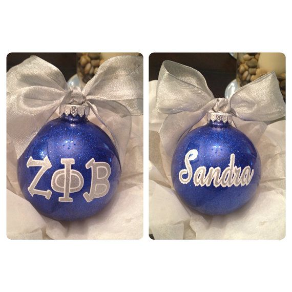 zphib Our Favorite HBCU, Divine Nine and African American Ornaments