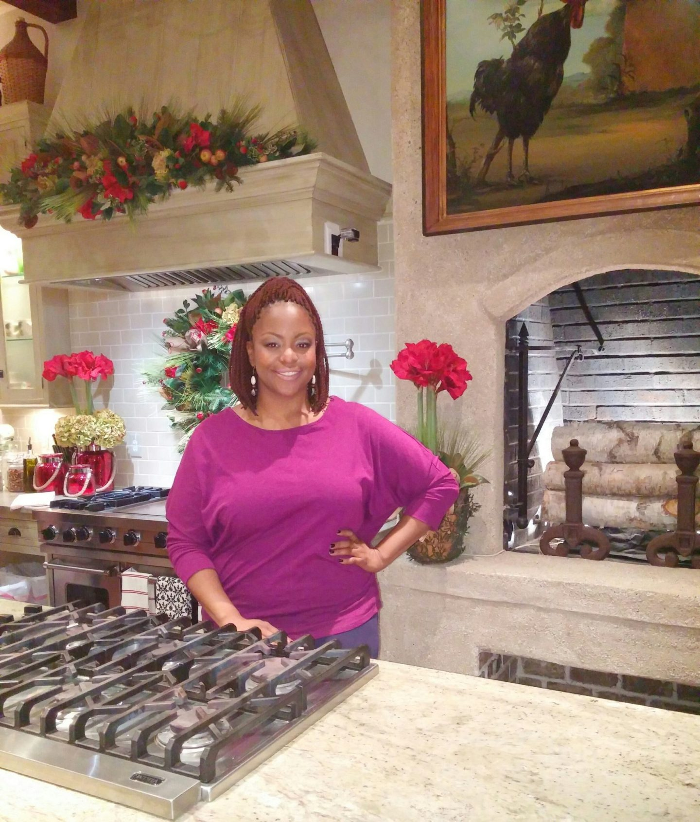 A Queen of Lowcountry Cuisine, Kardea Brown 1