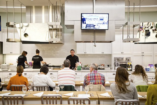 Cooking-Class-2 New Year's Healthy Eating with the Southern Foodie in Mind