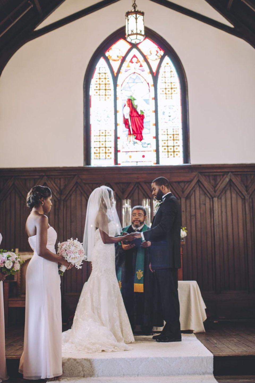 pittman-ceremony-67-960x1440 Traditional Southern Wedding Charm in North Carolina
