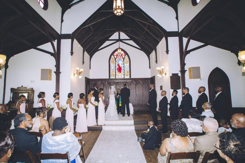 pittman-ceremony-84-960x640 Traditional Southern Wedding Charm in North Carolina