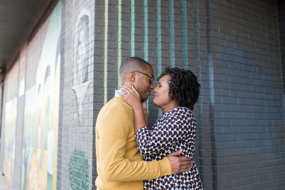 McAllister-and-Cornell-159-960x640 Downtown Raleigh Engagement Session with Vintage Style