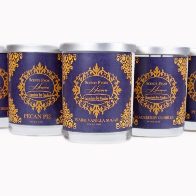 Alabama Luxury Candles and the Woman Behind The Scenes 2