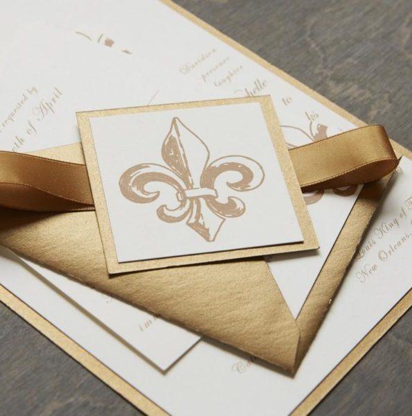 Put it on Paper: NOLA Belle Creates Elegant Stationery 4