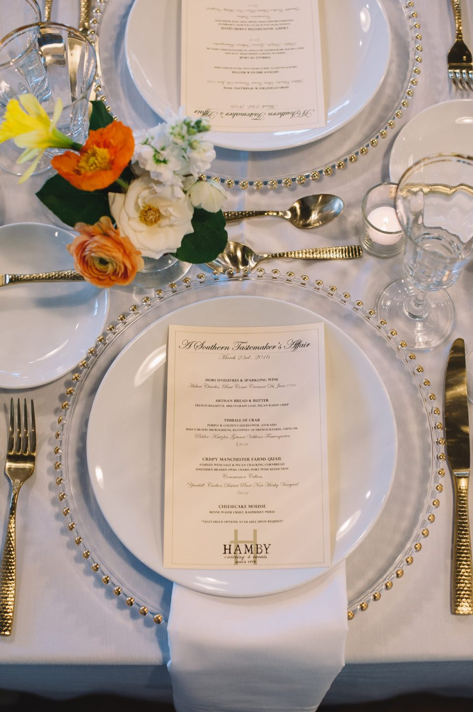 4 Tips To Using a Caterer for a Chic Southern Party 34