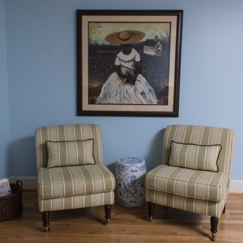 Interior Designing a Southern Inspired Art Collection 9