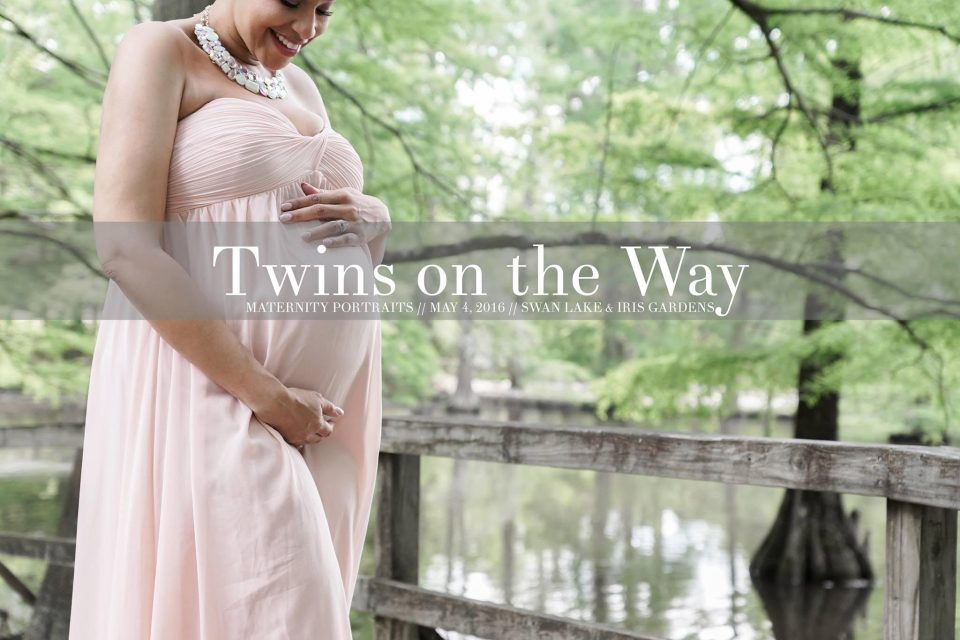 Swan Lake Maternity Shoot in Sumter SC 1