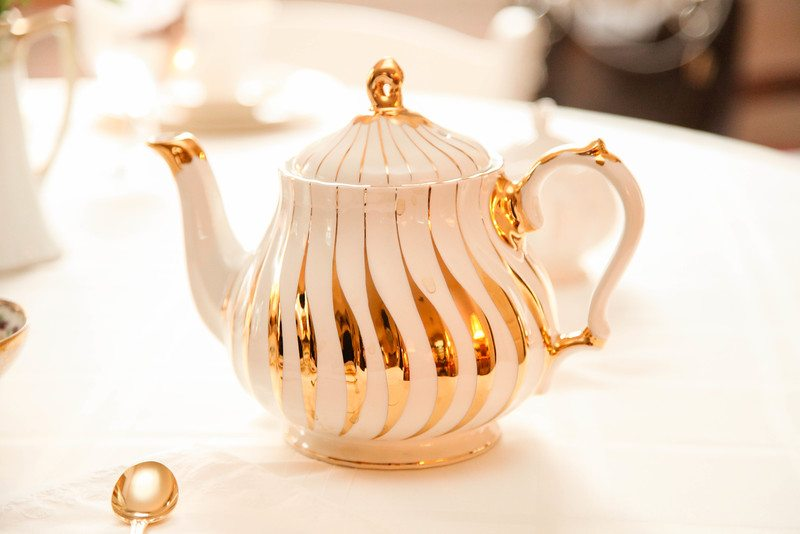 Favorite-teapot Serving Tea and Staying Southern,  Patricia Bradby  of Miss Priss Tea