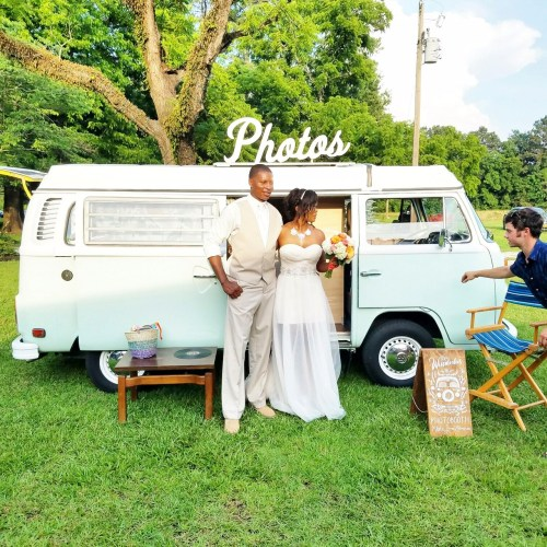 Lynchburg, South Carolina Nuptials with Vintage Twist 5