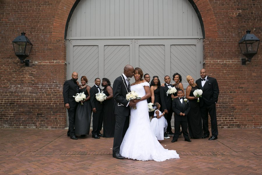 Royster_Roane_Divine_By_Design_Image_untitledshoot914_low Bold Black and White Richmond, Virginia Wedding