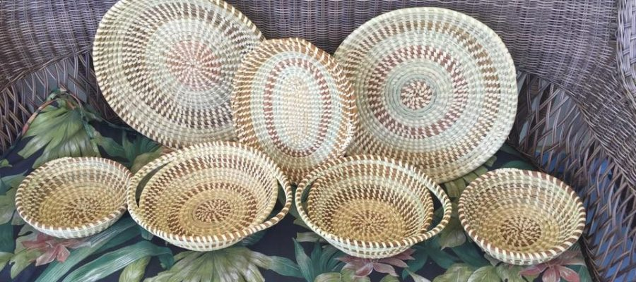 Five Interesting things about Sweet Grass Baskets and Sweet Charleston Designs