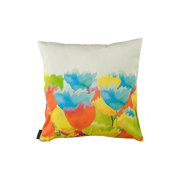 a1flowerpowerGOOD-595x595 5 Throw Pillows to Gift Bridesmaids from Atlanta Based Rochelle Porter