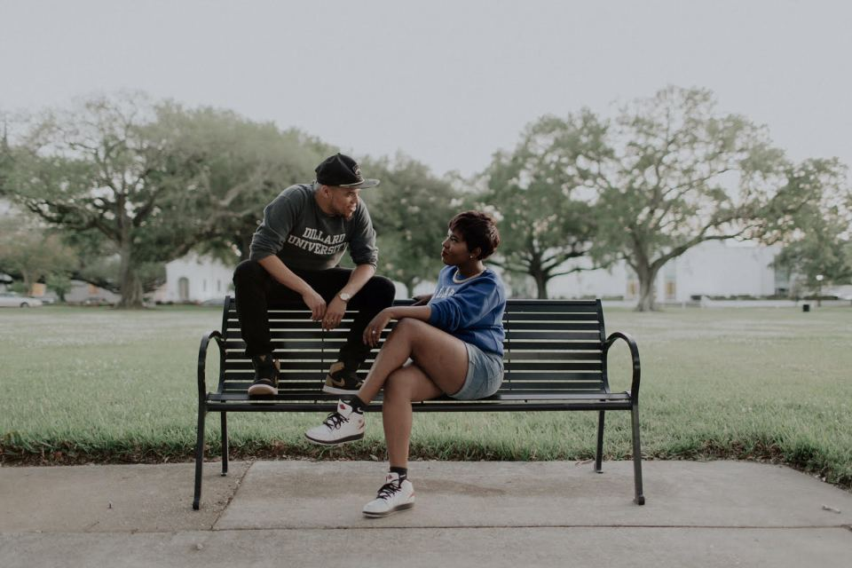 Dillard University Love Southern Belle finds New Orleans College Romance 17