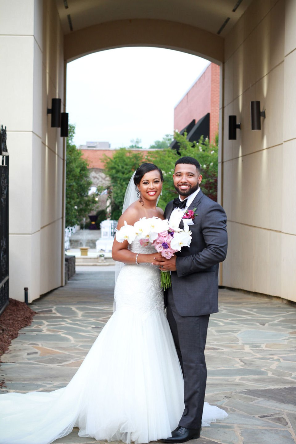 711_resize-960x1440 Southern Inspired, Greensboro, NC Wedding
