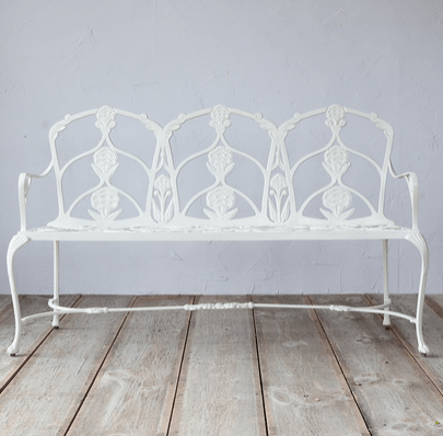 Garden-Bench Top 5 Picks for a Southern Wedding Registry