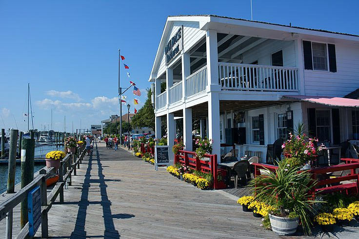 beaufort-nc-11 10 Special, Small Southern Towns