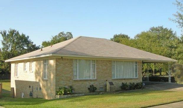 003_Daisy_Bates 5 Historical Black Southern Homes