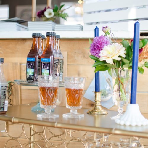 Hosting a Sweet Tea Party in Style - Powered by Pure Leaf Iced Tea 6