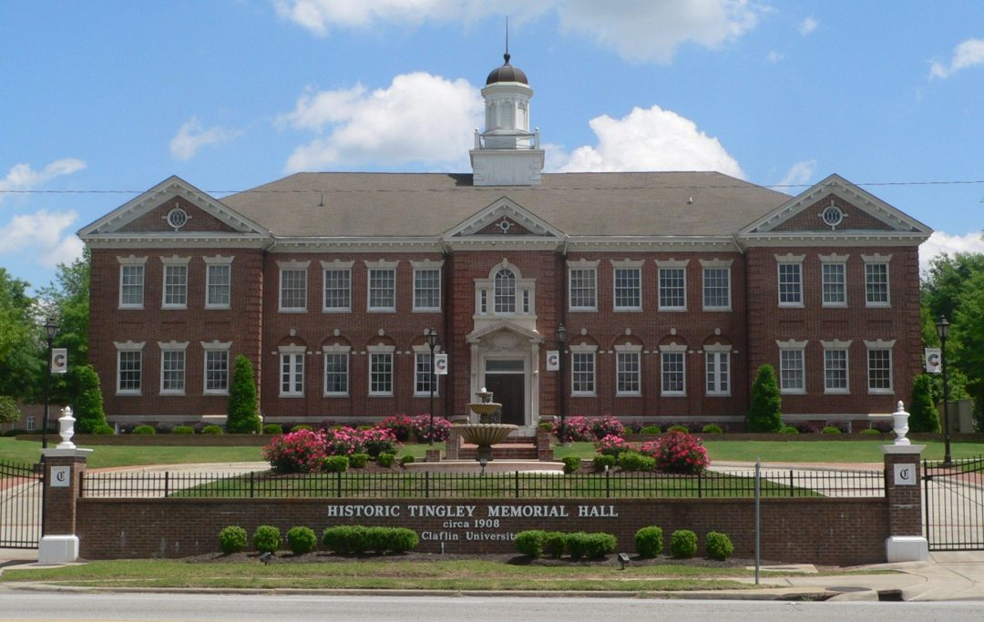 Claflin_University_Tingley_Hall_from_NNW_1 10 Heavenly HBCU Campuses