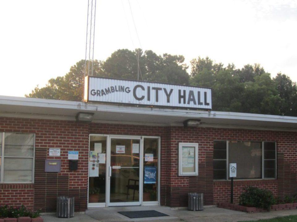 Grambling,_LA,_City_Hall_IMG_0085