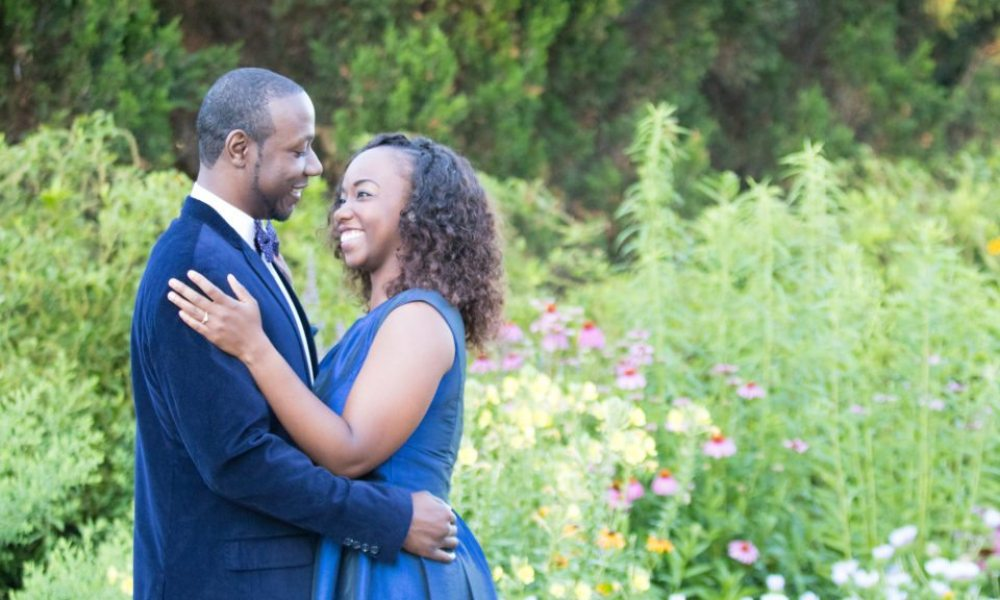 Chic and Casual: Greenville Engagement Session 4