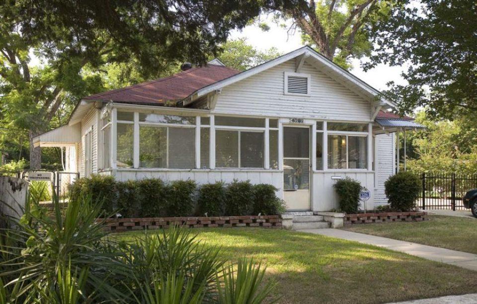 Dallas--Juanita Craft House Museum, home of local Civil Rights activist
