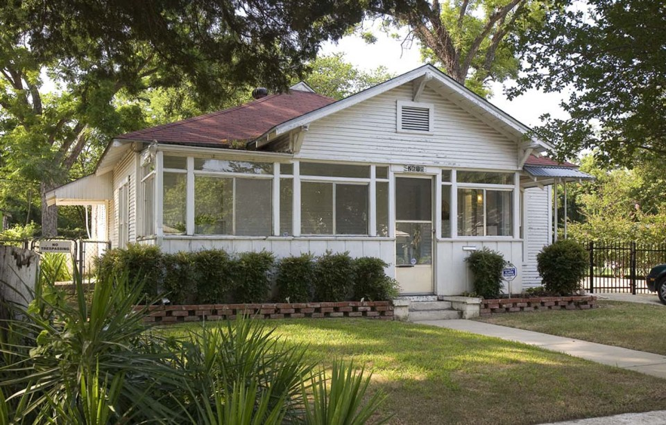 Dallas--Juanita Craft House Museum, home of local Civil Rights activist